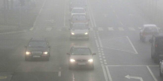 Ваљево и Чачак већ престигли законски лимит за загађење ваздуха за 2021. годину