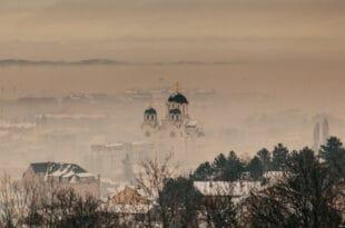 Београд на листи најзагађенијих градова у свету, Ваљево треће у Европи