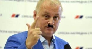 ГОРАН ВЕСИЋ: Истина је, вршићемо експерименте са Kороном на Београђанима!