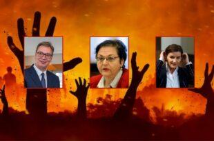 Србија ускоро захваљујући Вучићевом режиму постаје Содома и Гомора, спремите се на страдање!