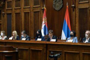 Одбор Скупштине Србије за уставна питања и законодавство покренуо процес промене Устава