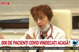 """Флавиа Гросан, румунски пулмолог: """"Kовид протокол који се примењује у болницама убија пацијенте!"""" (видео)"""