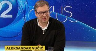 Вучић поручио Србима: Биће још вируса, следеће године примaте другачије вакцине!