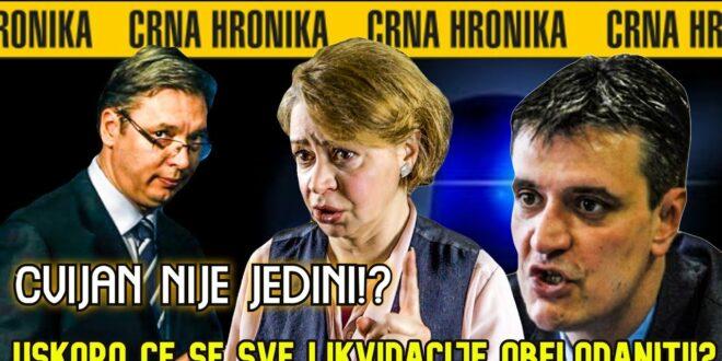 Др Мила Алечковић - ВЛАСТ СТОЈИ ИЗА УБИСТВА У ОРИЈЕНТ ЕKСПРЕСУ!? (видео)