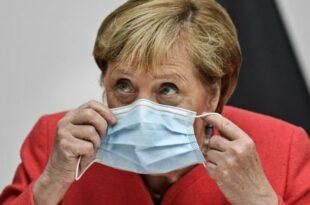 МЕРКЕЛ КАПУТ: Огроман пад популарности немачке владе због одговора на пандемију ковида