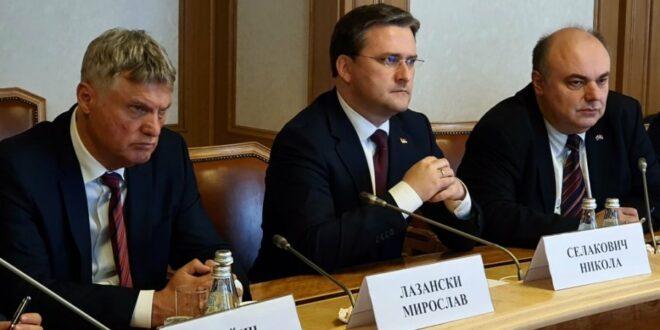 Русија јасна и гласна: Нема признања лажне државе