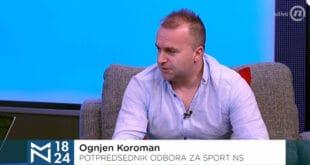 Короман: Намештено 80 одсто фудбалских утакмица у првој и другој лиги, неопходна одлучна акција хапшења (видео)