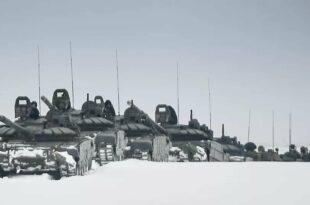 Провера борбене готовости: Русија извела целу војску на полигоне (видео)