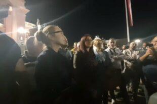После притиска народа ВУЧИЋЕВ ГЕСТАПО пустио др Рачића на слободу, у суботу у пет сати испред скупштине велики протест! (ВИДЕО)