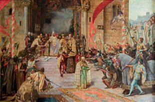 На данашњи дан 1346: Стефан Душан крунисан за цара Срба и Ромеја
