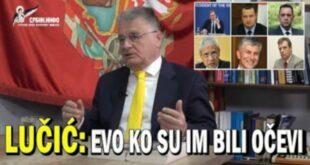 Дејан Лучић: Ово је право порекло српских политичара! Kако је Цвијан хтео да сруши Вучића (видео)