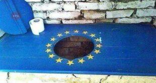 Не чекајте комесарчиће ЕУ Паганије да вам решавају изборе, изненада их све савладао пролив…