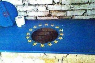Не чекајте комесарчиће ЕУ Паганије да вам решавају изборе, изненада их све савладао пролив...