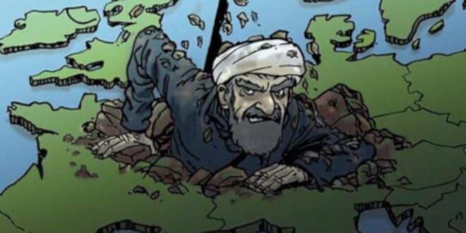 Европа са мигрантима и без циљева: муслиманска инвазија на европску идеолошку пустош