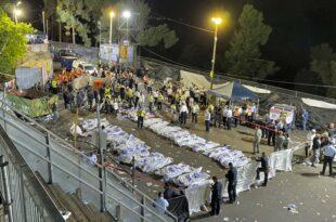 Израел: Неколико десетина мртвих и стотине повређених на верском фестивалу (видео 18+)