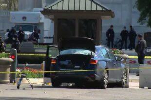 Симпатизер Нације Ислама Ноа Грин напао амерички Капитол и убио полицајца (видео)