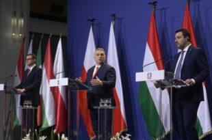 Орбан, Моравјецки и Салвини праве анти-мигрантску политичку групацију у ЕУ парламенту!