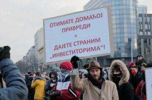 Оно када је Србија економски лидер у Европи па дели пакете помоћи за 1,2 милиона радника и 250.000 фирми