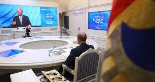 """Путин: Свет не може са економијом за милион људи, чак ни за """"златну милијарду"""" – то је деструктивно"""