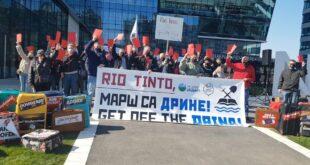ОСЛОБОЂЕЊЕ одговара Зорани Михајловић и позива на вечерашњи протест у Шапцу!
