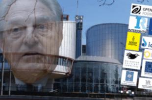 Европски суд за људска права (који комплетно контролише Сорош) тврди да је обавезна вакцинација легална?!