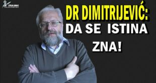 Др Владимир Димитријевић: Прогон против мене јер браним природну породицу (видео)