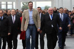 Да ли је Вучић искористио Маринку да намести Палму због његовог противљења Закону о истополним заједницама?