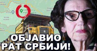 Мирјана Анђелковић Лукић: Морамо се бранити свим средствима од пакла Рио Тинта! (видео)