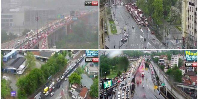 Горан Весић коначно средио саобраћај у Београду, саобраћај у читавом граду је у комплетном ХАОСУ!