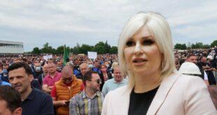 Зорана Михајловић по свему судећи неће још дуго бити министарка