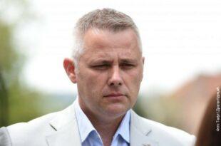 Игор Јурић дао изјаву УКП-у о својим сазнањима о педофилиском лобију у врху српске државе