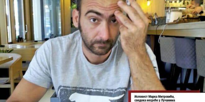Добио отказ јер није хтео да лажно сведочи у корист директора наменске у Лучанима Радоша Миловановића