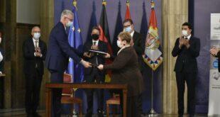 Вучићу, шта пише у уговору или споразуму који је потписан са немачком Бизербом?