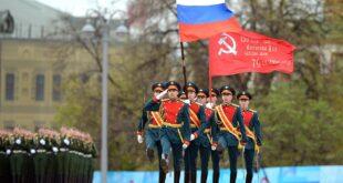 У Москви се одржава Војна парада поводом обележавања 76-годишњице победе над фашизмом (видео)