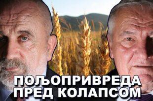 Трују нас ГМО храном, сељацима не плаћају субвенције, будућност Србије неизвесна! (видео)