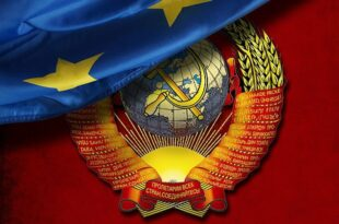 У Србији је на јавној и животној сцени комунизам, са свом својом диктатуром и то обучен у демократско рухо