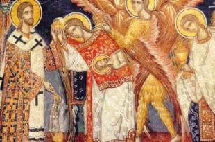 Небеска литургија ✿◦.¸¸.◦†◦.¸¸.◦✿ Свети Владика Николај Велимировић (видео)