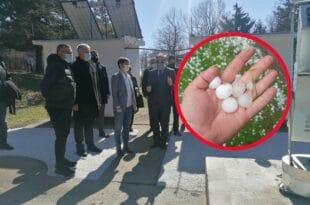 Брнабићка благословила најсавремнији радарски центар на Букуљи, град данас побио комлетну летину (видео, фото)
