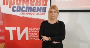 Гордана Маринковић Савовић: Закон о родној равноправности неутемељен у српском језику