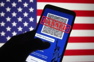 Вајоминг је постао једанаеста америчка држава која је увела забрану ковид пасоша