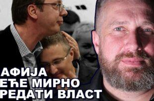 Иван Ивановић: Вучић и Додик су повезани са бројним убиствима! (видео)