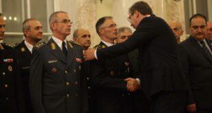 Војни синдикат Србије: Генерала Мојсиловића на кривичну и дисциплинску одговорност