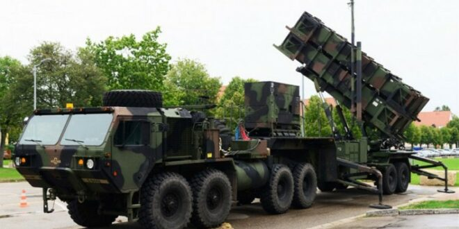 "Амерички противваздушни систем ""Патриот"" стигао у Хрватску"