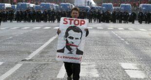 Рампа за Макрона и полицију: Уставни суд Француске одбацио спорне чланове закона