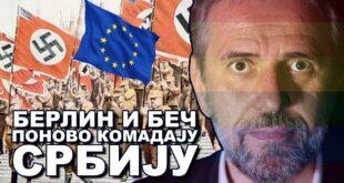 Саша Радуловић: Дугогодишњи план Немачке и глобалиста улази у завршну фазу! (видео)