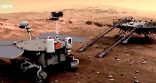 Кина успешно спустила свој први свемирски апарат на Марс