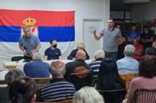 Београдски одбор СНС сменио Небојшу Стефановића, ово бре као комунистичка чистка партије