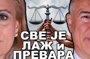 Јелена Павловић и Мирослав Живковић: Нечасно је 80% судија, мора се хапсити и разрешавати! (видео)