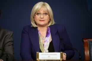 Јоргованка Табаковић: Висока априлска инфлација је привремена