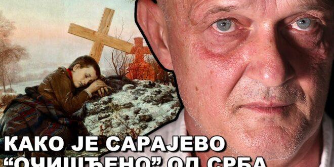 Драган Вујичић: У Сарајеву је било 211 логора за Србе што државних што приватних! (видео)